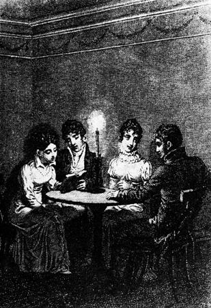 Elective Affinities, 1811 illus