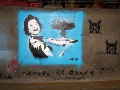 Street art, Cans Festival 2008
