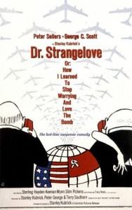 Dr strangelove poster