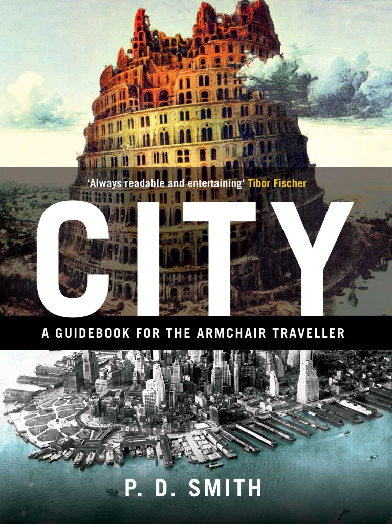 Best Book Cover Archive : City a guidebook for the armchair traveller pd smith
