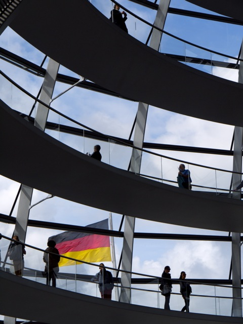 Reichstag. Photo copyright PD Smith