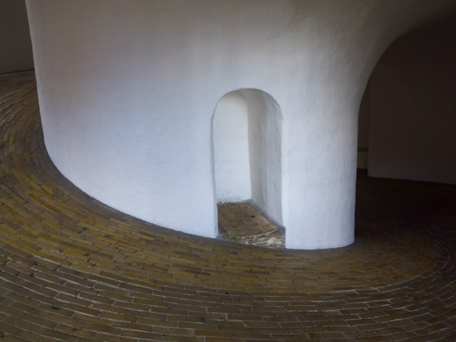 Round Tower, copyright PD Smith