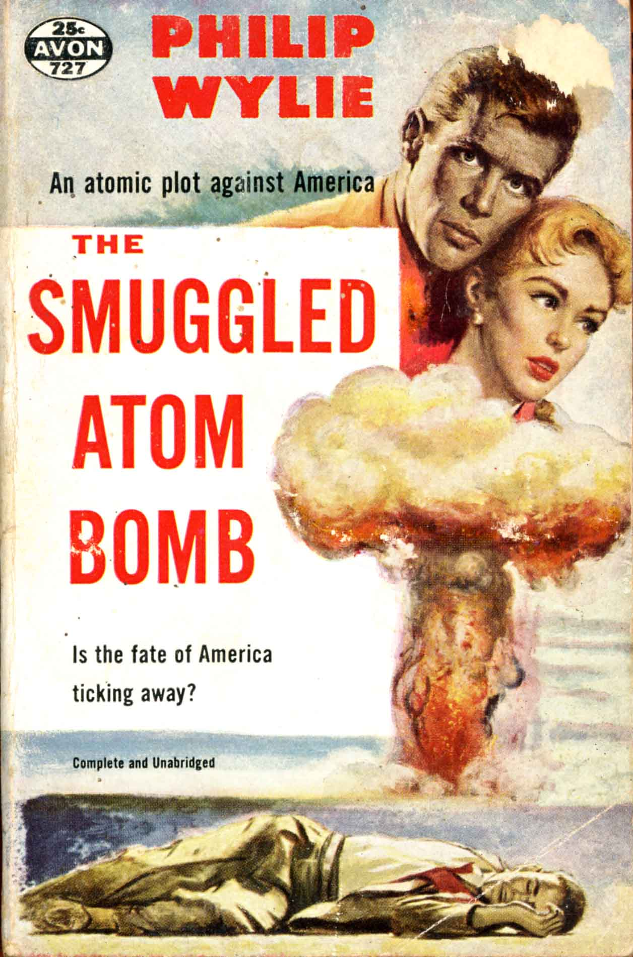 Wylie, Smuggled Atom Bomb, 1951 edn